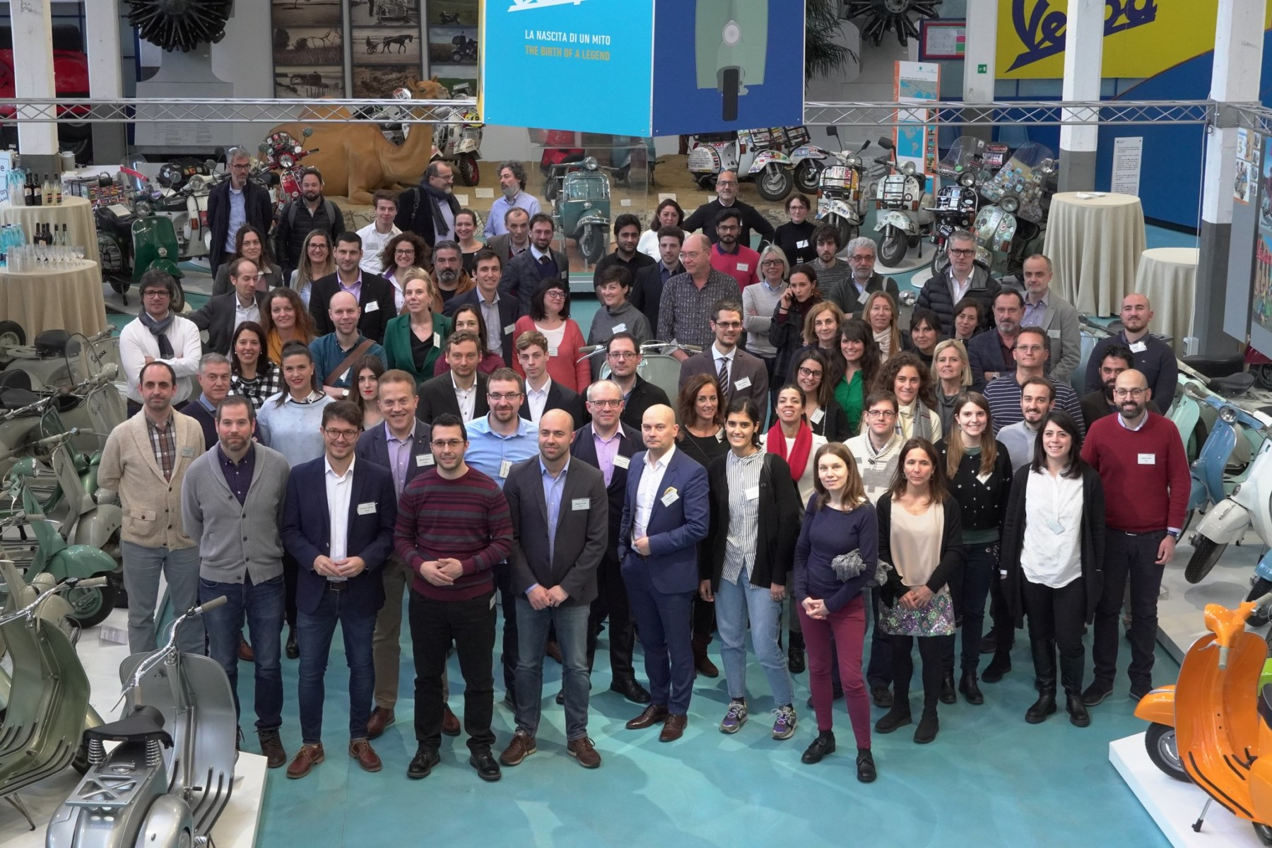 Autonom'Lab partenaire du projet H2020 PHARAON