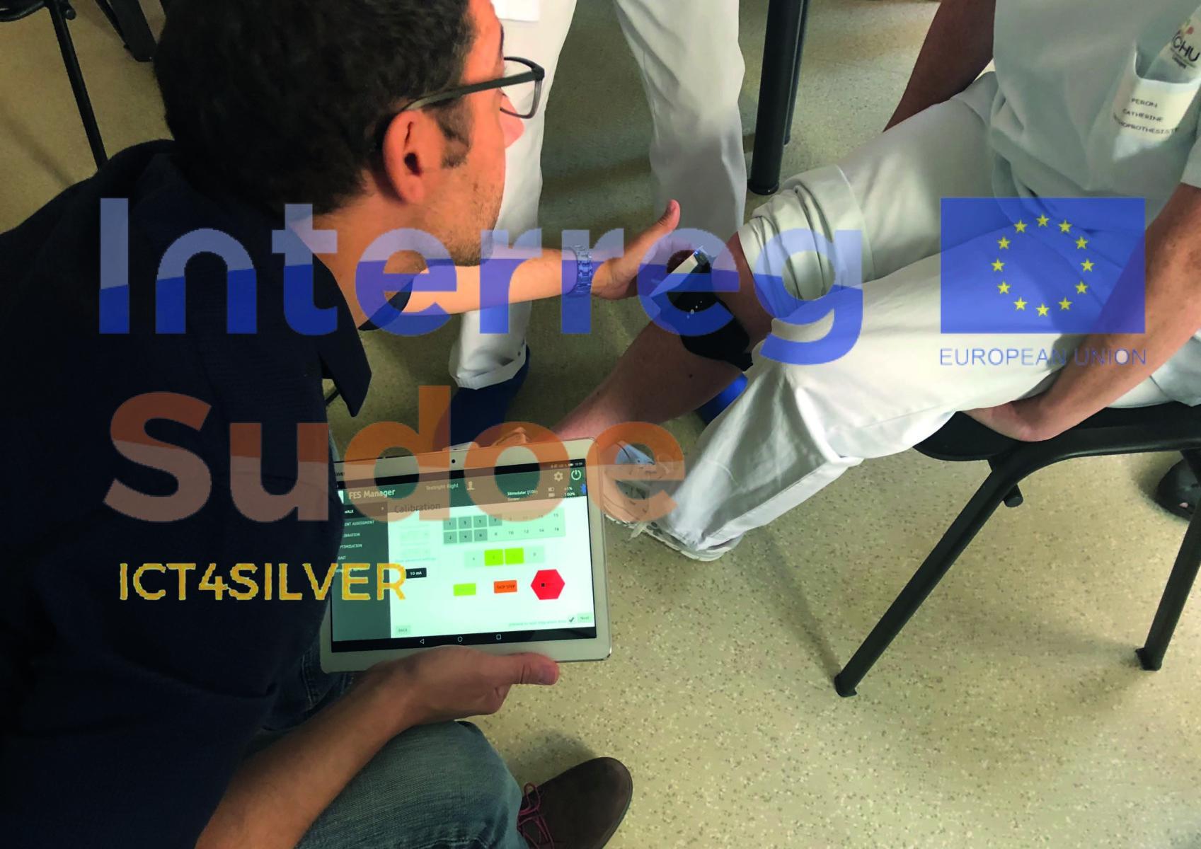 ICT4SILVER  (Interreg Sudoe)