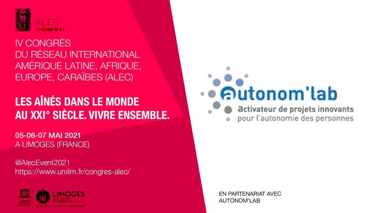 Appel à communication pour le IV Congrès du Réseau International ALEC